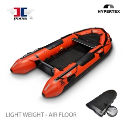 inmar, 380L, air floor, dive and rescue inflatable boat, rapid response