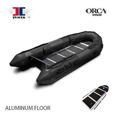 INMAR-470-MIL-HYP-ST aluminum floor-Military-Series-Inflatable-Boat-hypalon