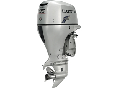 "Honda 135 hp, BF135A2XA, 4-stroke, 25"" - Electric Start  - Remote Steering - Power trim and tilt"
