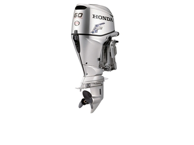 "Honda 60hp, BF60A1LRT, 4-stroke, 20"" - Electric Start - Remote Steering - Power tilt and trim"
