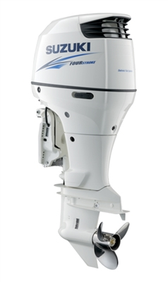 "Suzuki 140hp DF140ATXZW, 4-stroke, 25"" Extra Long Shaft - Electric Start - Remote Steering - Counter Rotation"