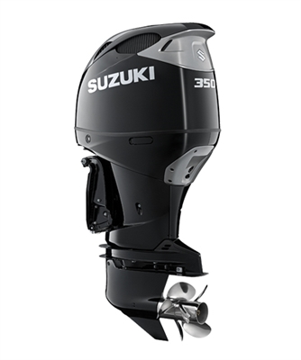 "Suzuki 350hp DF350ATXX, 4-stroke, 30"" XX Long Shaft - Electric Start - Remote Steering - Select Rotation - PTT"