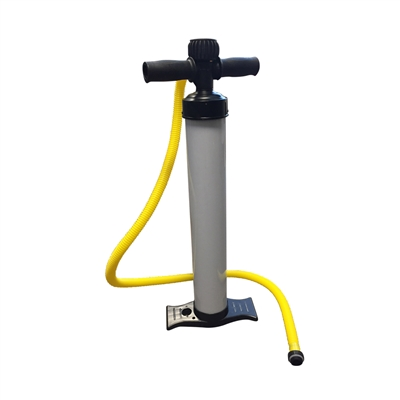 INFLATION PUMP, Very powerful double stroke hand pump